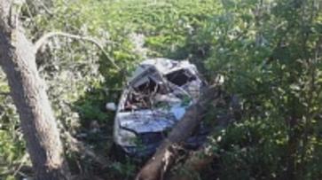 В Воронежской области при опрокидывании Geely погиб водитель