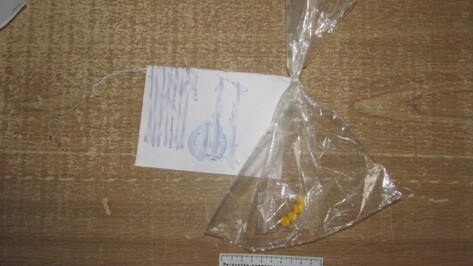 Курянин ответит в суде за перевозку наркотиков из Воронежа