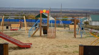 В одном из острогожских поселков появилось место для отдыха и занятий спортом