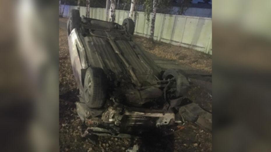 Сбежавшего виновника ДТП с 2 пострадавшими детьми задержали в Воронеже