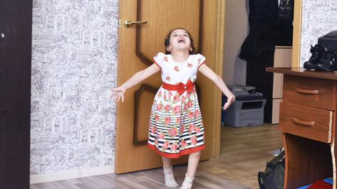 Русфонд попросил о помощи для 5-летней девочки из Воронежа