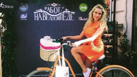 В финале воронежской «Велокрасы» поучаствует девушка из Санкт-Петербурга