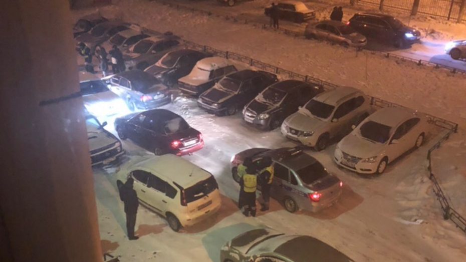В Воронеже инспекторы ДПС устроили погоню за 17-летним водителем BMW