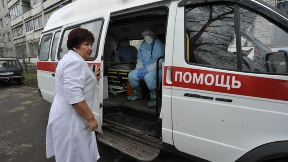 В Панинском районе от свиного гриппа умер 39-летний мужчина