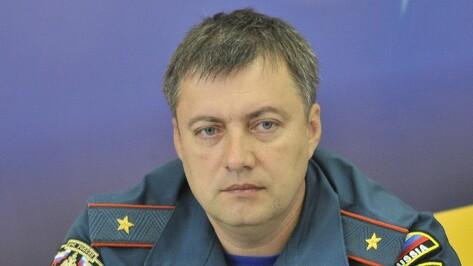 Главный воронежский спасатель распространит опыт региона на ЦФО