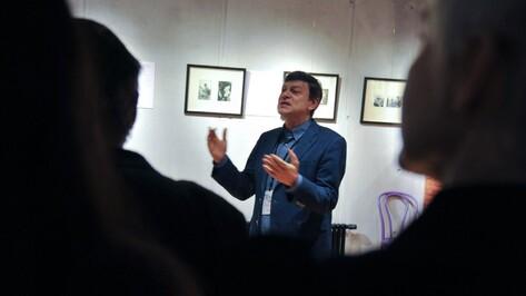 Михаил Бычков прочтет в Воронеже лекцию о работе художника и режиссера