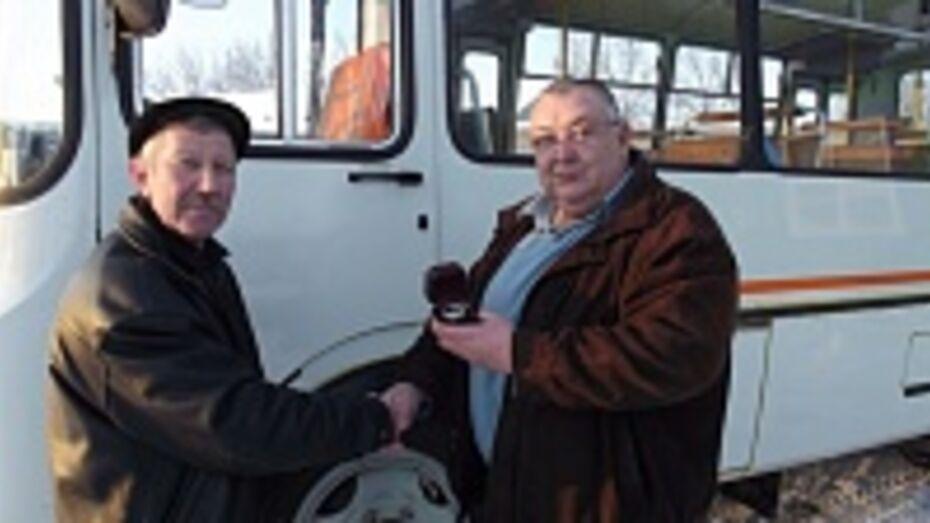 Терновское АТП получило новый автобус