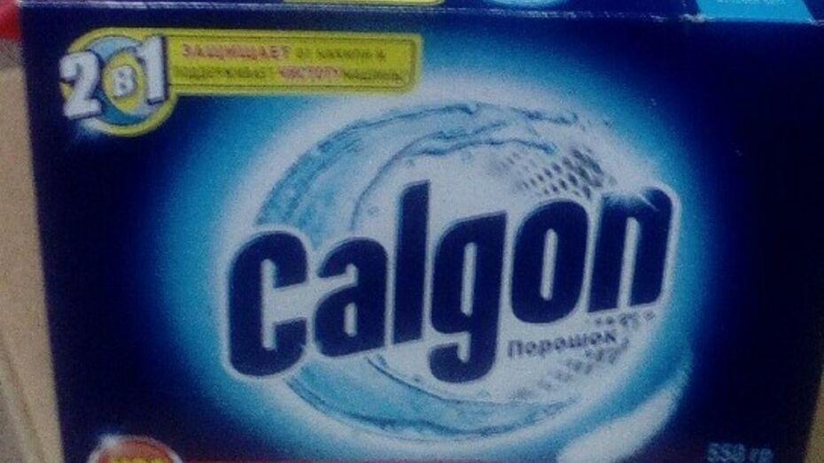 В Воронеже таможенники нашли 200 упаковок поддельного средства Calgon