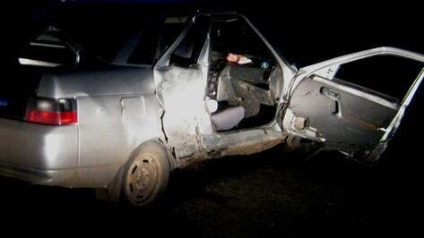 В ДТП с участием полицейского погиб житель Воронежской области