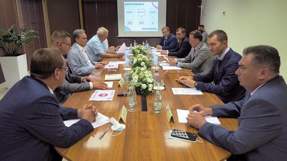 До конца года в Воронежской области реализуют 268 придуманных жителями проектов