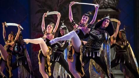 Воронежский оперный театр представит балет «Корсар» в новом сезоне