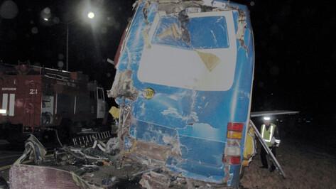 ДТП на платном участке. Каковы последствия аварии с 2 автобусами на трассе под Воронежем