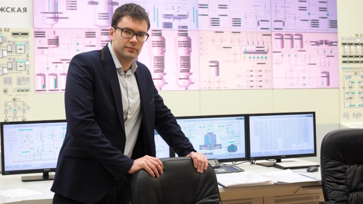 Я – ровесник Росэнергоатома. Начальник смены реакторного цеха Нововоронежской АЭС