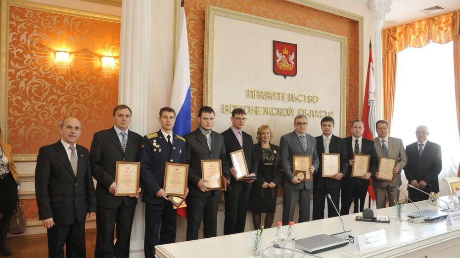 В число лучших инженеров Воронежской области в этом году попала только одна женщина