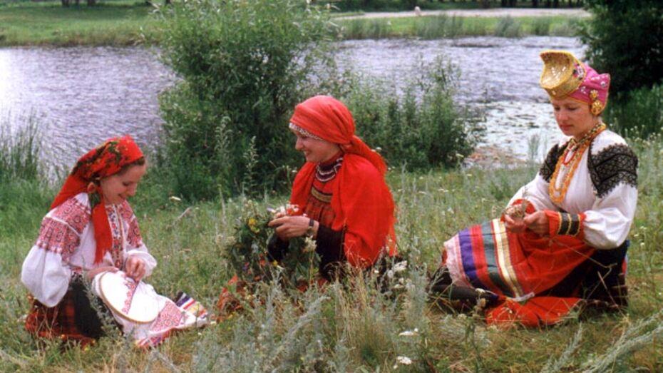 Воронежский фольклорный коллектив покажут на «Культуре»
