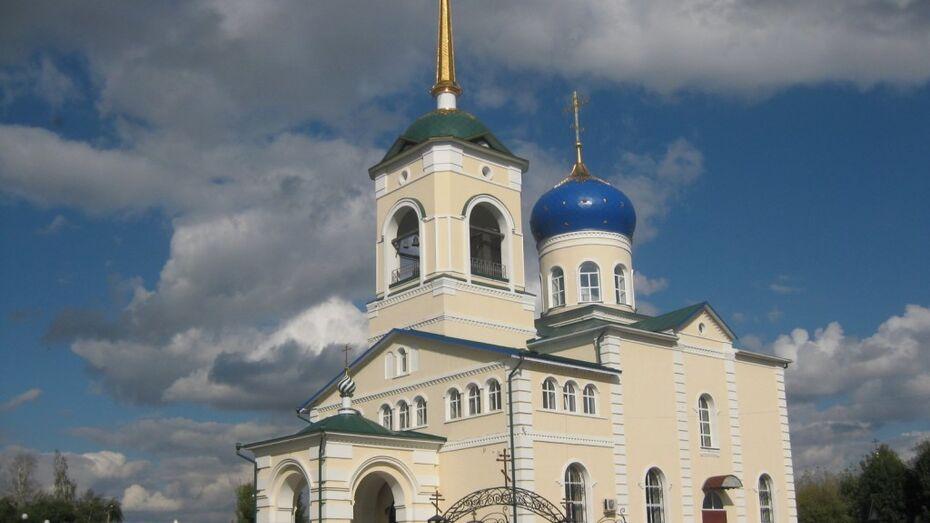 В Воронежской области настоятель храма ушел с поста после скандала со сбором пожертвований