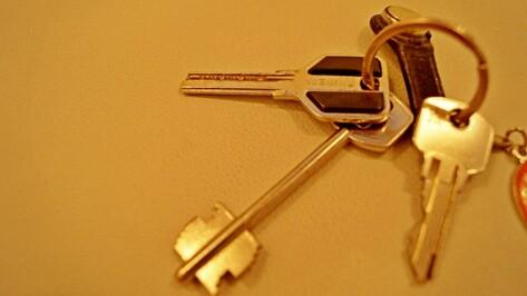 В Репьевском районе 5 семей улучшат жилищные условия в этом году