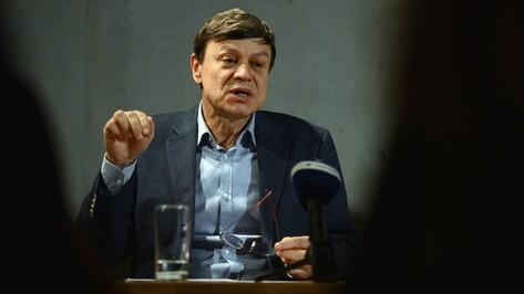 Михаил Бычков назвал даты седьмого Платоновского фестиваля в Воронеже