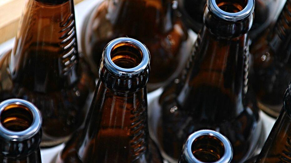 За нарушения при продаже алкоголя воронежские магазины оштрафовали на 1,1 млн рублей