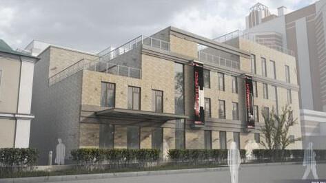 Проект нового Камерного театра стал одним из победителей форума «Зодчество Черноземья»
