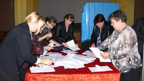 В Верхнехавском районе Алексей Гордеев набрал 89,47% голосов на выборах губернатора