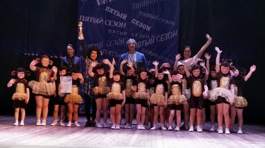 Лискинский коллектив стал лауреатом Всероссийского конкурса хореографии «Пятый сезон»