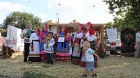 Хохольцы стали призерами выставки-ярмарки «Воронеж – город-сад»