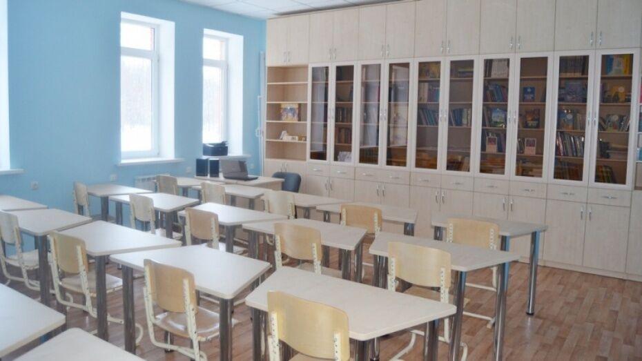 Школа на 1,2 тыс мест появится под Воронежем к 2019 году
