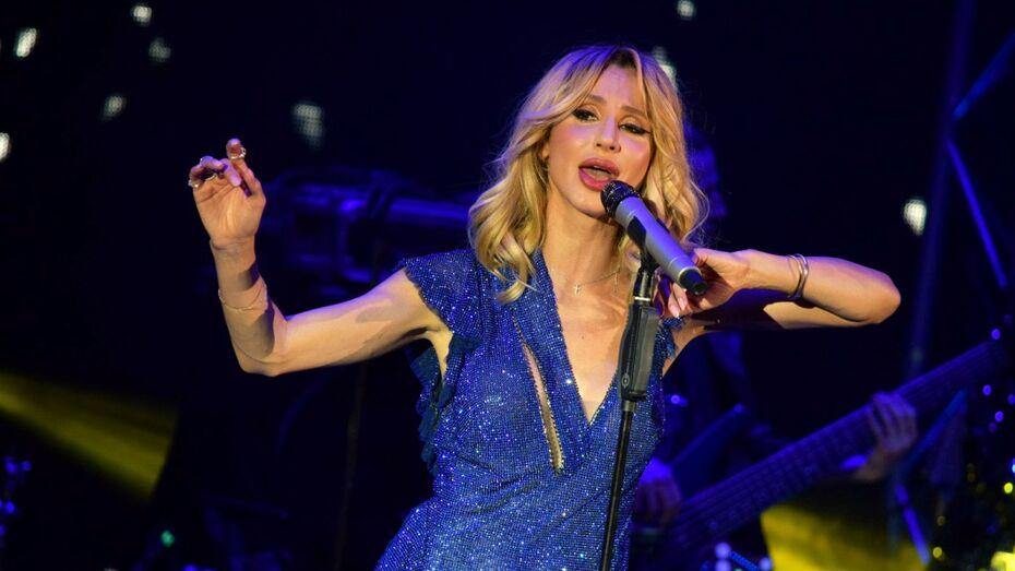 Певица Светлана Лобода дала самый короткий концерт в воронежском гастрольном сезоне-2017