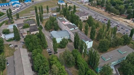 В Новой Усмани капитально отремонтируют стационар райбольницы