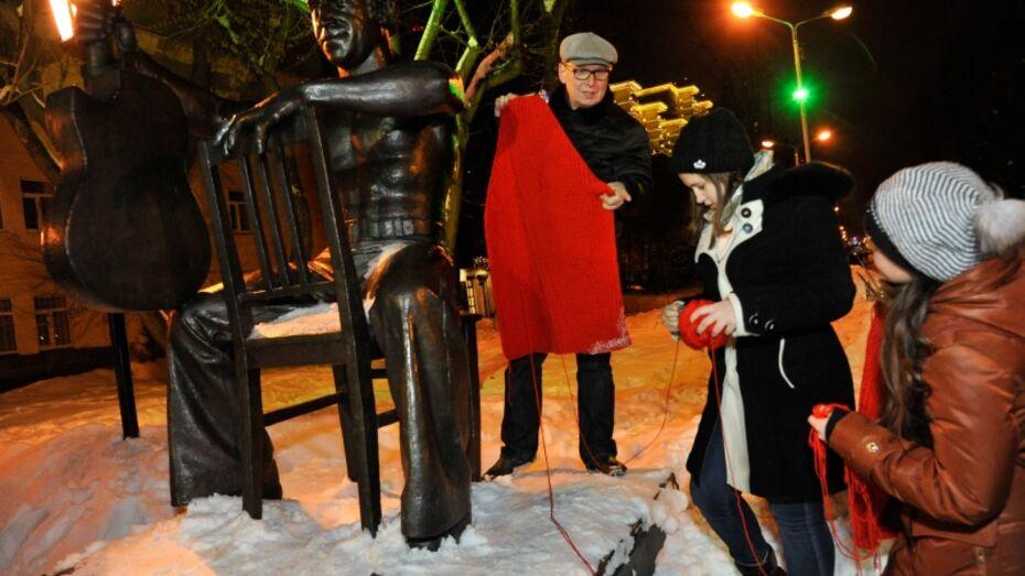 На акции «Свитер Высоцкому» воронежские волонтеры соберут вещи для бездомных
