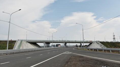 Дорожники построят 29 км автодорог в Воронежской области в 2016 году