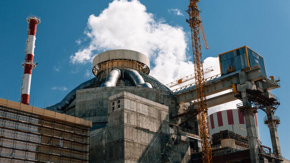 На энергоблоке №2 Нововоронежской АЭС-2 завершился этап подготовки к горячей обкатке