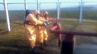 Воронежский аммиакопровод заработал в штатном режиме