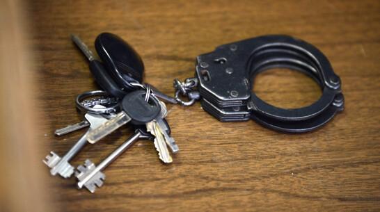 В Борисоглебске 17-летний парень попал под статью за угон мотоцикла