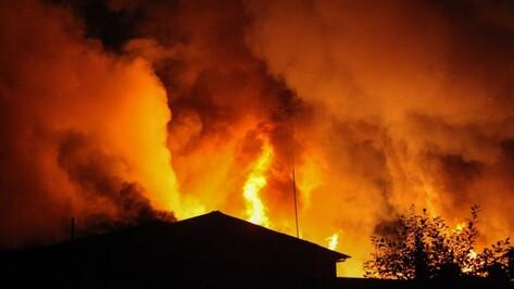 В Воронежской области нашли 174 нарушения пожарной безопасности в местах скопления людей
