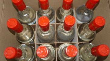 Воронежские полицейские нашли в доме бутлегера алкоголь на 12 млн рублей