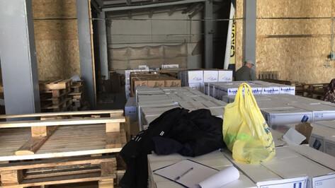 Воронежские правоохранители раскрыли группу бутлегеров и нашли 6 т поддельного алкоголя