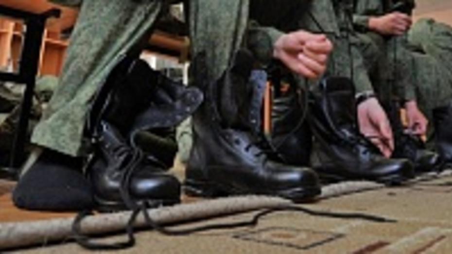Полицейские выловили 229 воронежских уклонистов от весеннего призыва