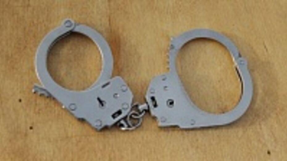 В Воронежской области скрывался сибиряк, объявленный в федеральный розыск за хранение 100 граммов марихуаны