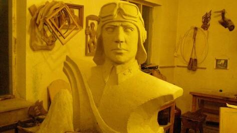 В Боброве памятник летчику-герою установят на аллее Славы