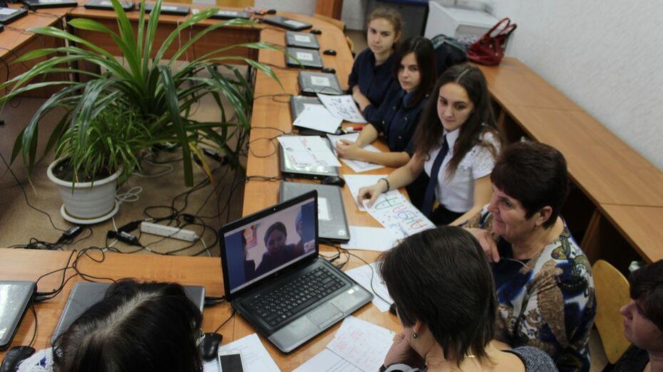 Репьевские волонтеры помогут школьникам из Республики Тыва изучить русский язык