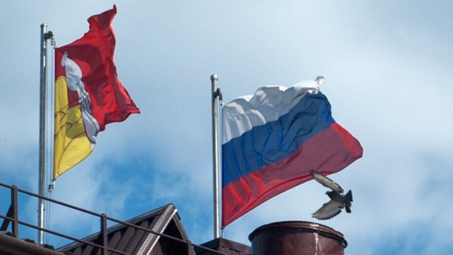 В Воронеже растет количество патриотов