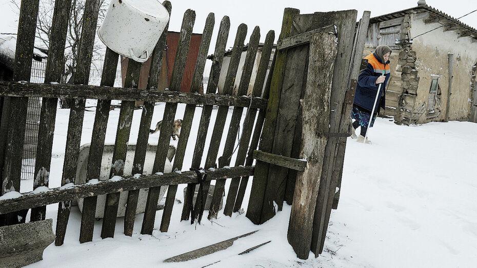 Сельчане Воронежской области получат прибавку к пенсии в 1333 рубля