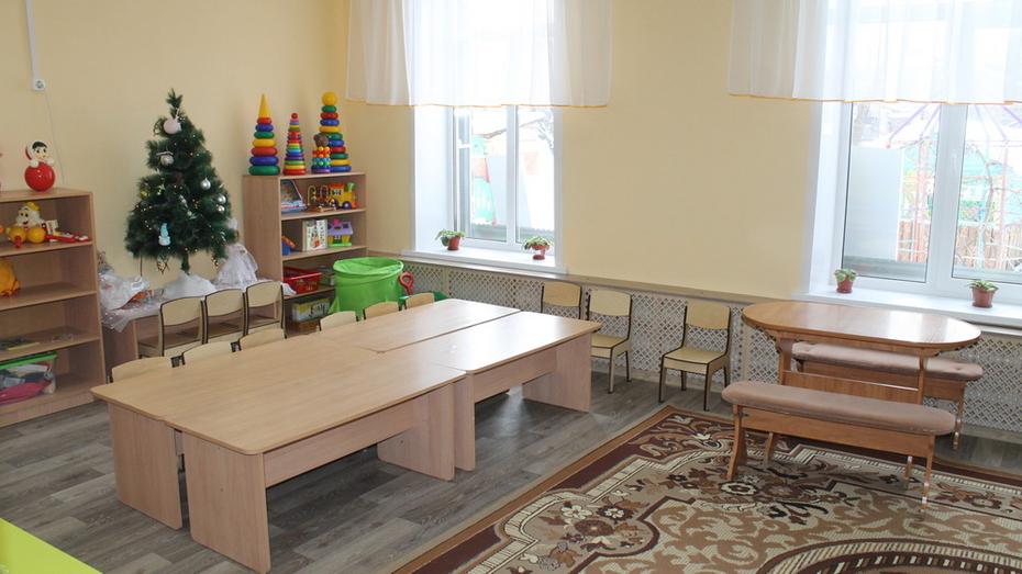 В Петропавловском детском саду ясельные группы перевели в отдельное здание
