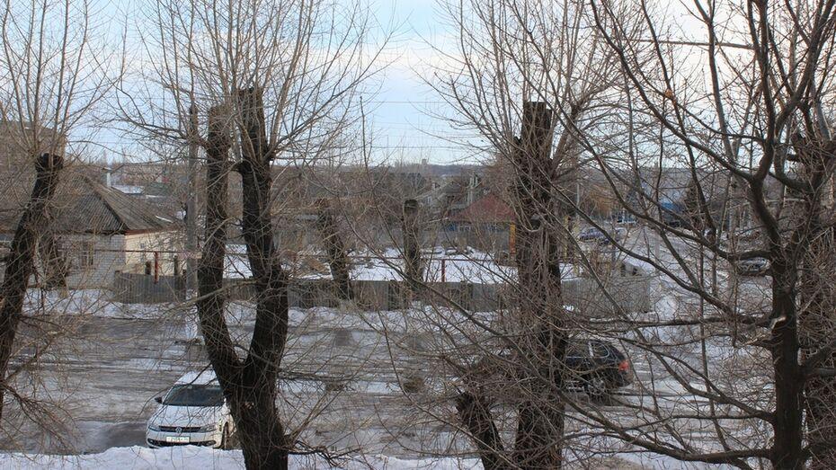 В Таловском районе непогода обесточила несколько населенных пунктов