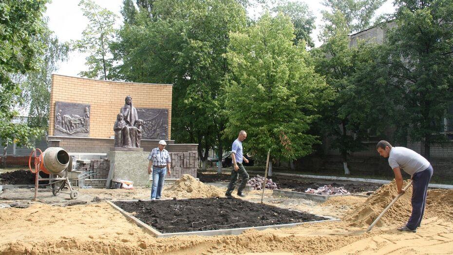 В Каменке установят памятник женщине-матери и детям военного времени