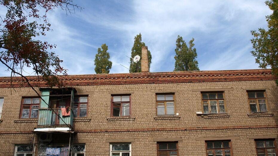 В Семилукском районе в 2016 году на переселение из ветхого жилфонда потратят 445 млн рублей