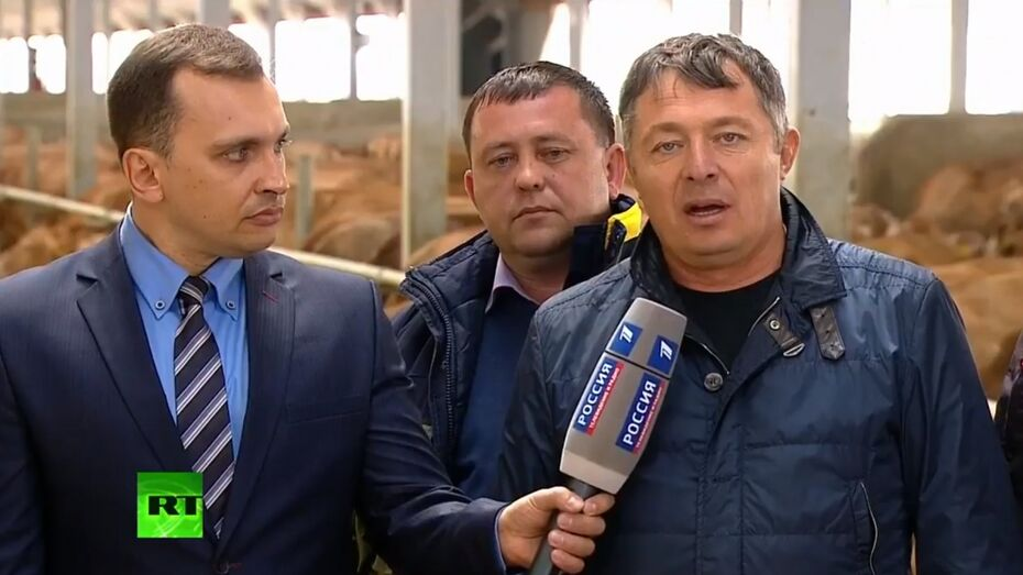 Воронежский фермер предложил Путину предупреждать покупателей о вреде пальмового масла