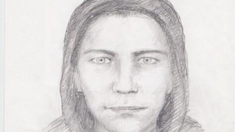 СК попросил помощи воронежцев в поисках напавшего на девушку грабителя